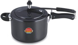 90536 Hard Anodised 5 L Pressure Cooker