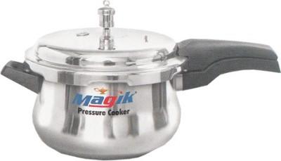 Magik REGULAR HANDI OUTER 1.5 LTR. 1.5 L Pressure Cooker (Aluminium)