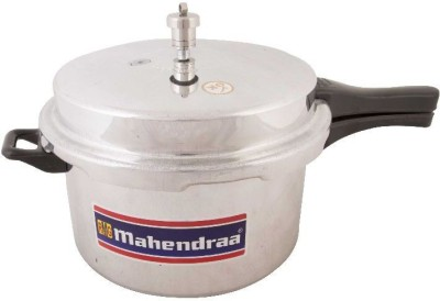 Mahendra 10 L Pressure Cooker (Induction Bottom, Aluminium)