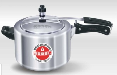 FS00000245 Aluminium 3 L Pressure Cooker (Induction Bottom,Inner Lid)