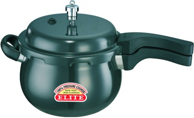 Elano-Hard-Anodised-Handi-5.5-L-Pressure-Cooker-(Outer-Lid)