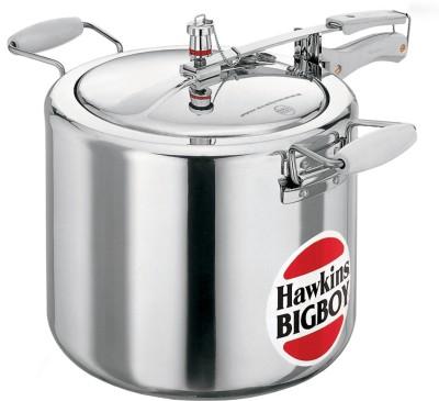 Hawkins Bigboy 22 L Pressure Cooker (Aluminium)