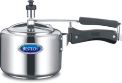 Mirror Finish Cherry Pressure Cooker -