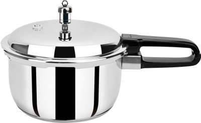 Pristine Induction Base 2 L Pressure Cooker (Induction Bottom, Stainless Steel)