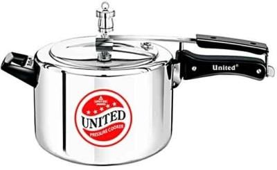 United 3 L Pressure Cooker (Induction Bottom, Aluminium)