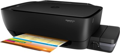 HP DeskJet GT 5810 All-in-One Printer Multi-function Printer (black)