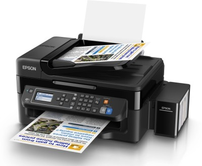 Epson L565 Multi-function Printer (Black)
