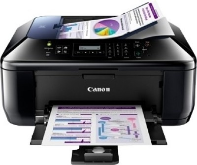 Canon E610 Multi-function Printer (Black)