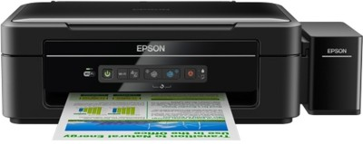 Epson L365 Multi-function Inkjet Printer (Black)
