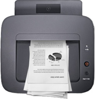 Buy Dell - 1130 Single Function Laser Printer: Printer