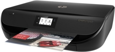 HP DeskJet Ink Advantage 4535 All-in-One Multi-function Printer (Black)