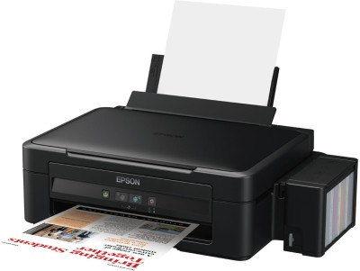 Buy Epson L Series - L210 Multifunction Inkjet Printer: Printer