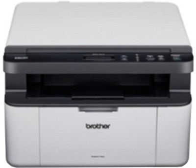 Brother DCP-1601 Multi-function Printer (White, Black)