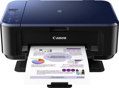 Canon Pixma E510 Multifunction Inkjet Printer