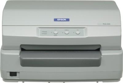 Epson - PLQ-20 Single Function Impact Dot Matrix Printer (Grey)