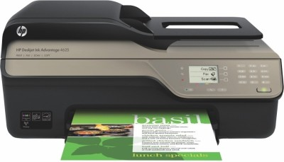 Buy HP Deskjet Ink Advantage 4625 e-All-in-One Wireless Printer: Printer