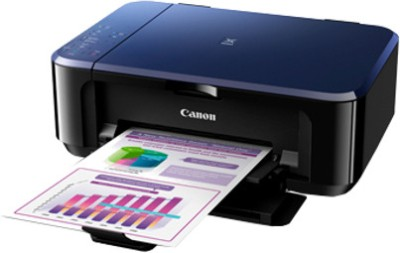 Canon E560 Multi-function Inkjet Printer (Black)