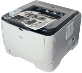 Ricoh Aficio SP300DN Printer