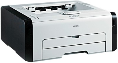 Ricoh Aficio SP 200N Single Function Printer (Black & White)