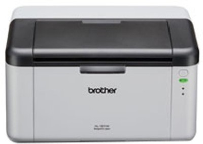 Brother HL-1211W Single Function Printer (White & Black)