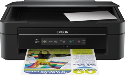 Epson - ME301 Multi-function Inkjet Printer Black