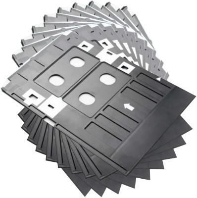 dds PVC ID Card Tray For Inkjet Printer Epson L800,805,810,850,R280,R290,T50,P50,P60 Single Function Printer (Black)