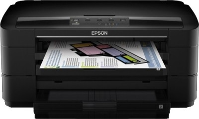 Epson - WorkForce WF-7011 Single Function Inkjet Printer Black