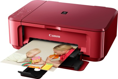 Canon PIXMA MG3570 All-in-One Inkjet Wireless Printer @ Rs. 3999 from Flipkart