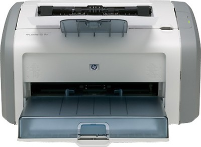 HP Laserjet 1020 Plus Single Function Printer (White)