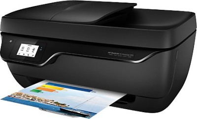 HP DeskJet Ink Advantage 3835 All-in-One Multi-function Printer (Black)