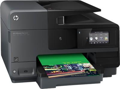 HP Officejet Pro 8620 e Multi-function Printer (Black)