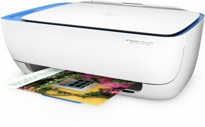 HP DeskJet Ink Advantage 3635 All-in-One Printer (White)