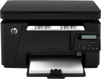 HP LaserJet Pro MFP M126nw Multi-function Printer: Printer