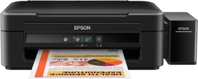 Epson L220 Multi-function Inkjet Printer (Black)