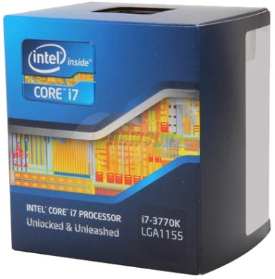 Buy Intel 3.5 GHz LGA1155 Core i7 3770K Processor: Processor