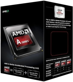 AMD 3.9 GHz FM2 A6 6400K Processor