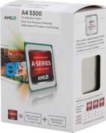 AMD 3.4 GHz FM2 A4-5300 Processor