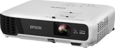 EPSON EB-W04 Portable Projector (White)