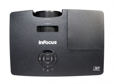InFocus IN220 Projector (Black)