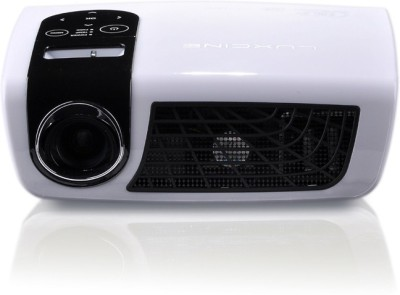 Luxcine C5D Portable Projector (White, Black)