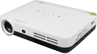 Devizer Allium+ Portable Projector (White)