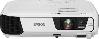 Epson EB-S31 Portable Projector (White)