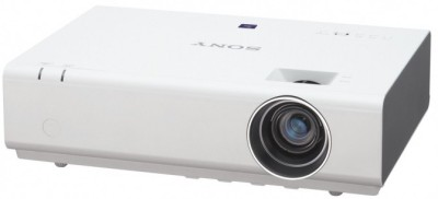 Sony VPL-EX250 Portable Projector (White)