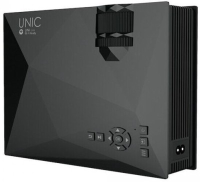 UNi-Link UNIC UC46 Portable Projector (Black)