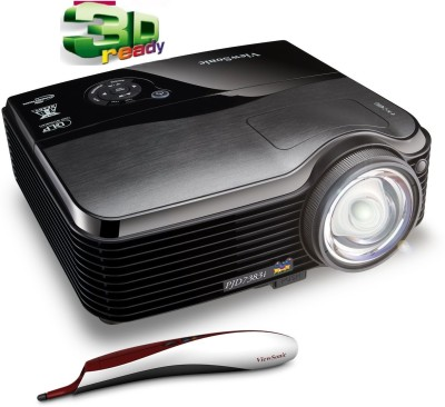 Viewsonic PJD 7383i Portable Projector (Black)