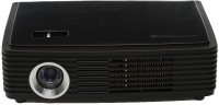 LALANTIKA 3D-HD-Androird-002R Portable Projector (Black)