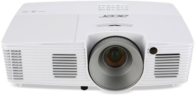 Acer X123PH Portable Projector (White)
