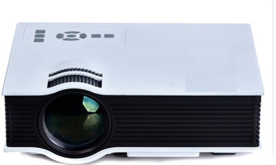 Play PP 004 Portable Projector (White)