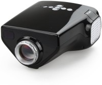Gadget Hero's UC33+ Portable Projector (Black)