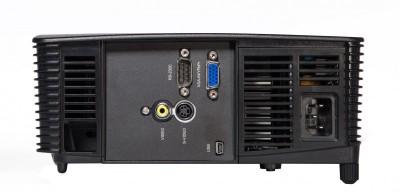 InFocus IN220i Projector (Black)